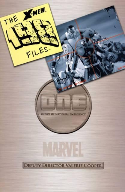 X-Men: The 198 Files