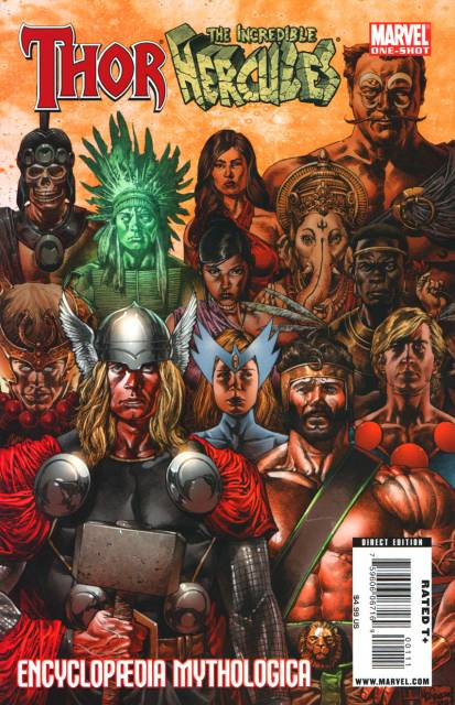 Thor & Hercules: Encyclopædia Mythologica