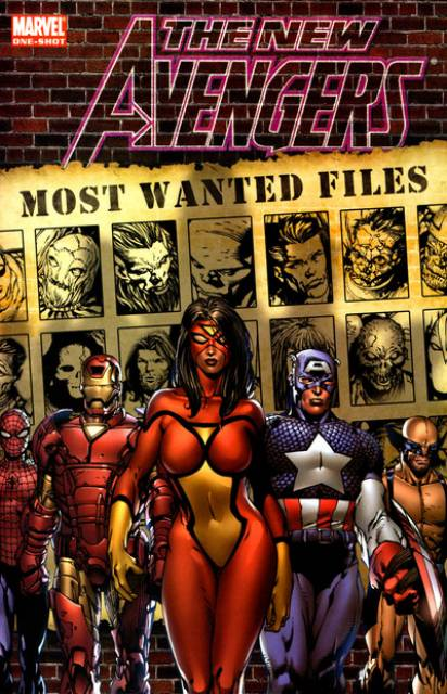 The New Avengers: Most Wanted Files