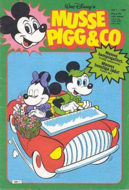Musse Pigg & Co