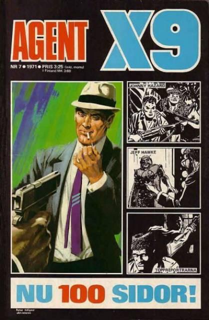 Agent X9