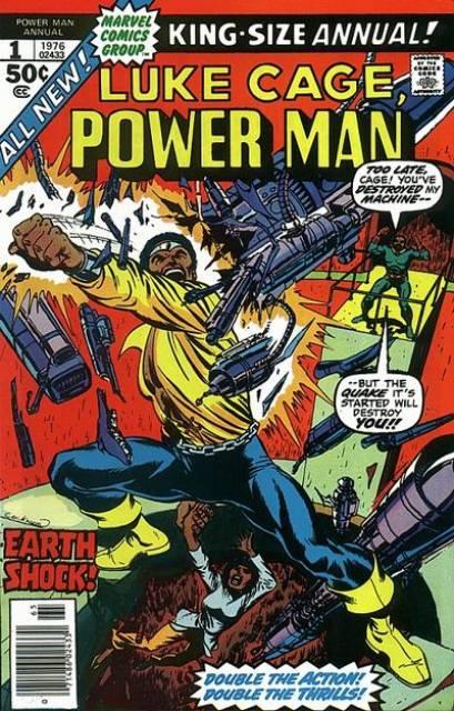 Power Man Annual