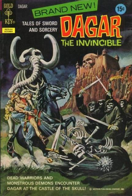 Dagar the Invincible