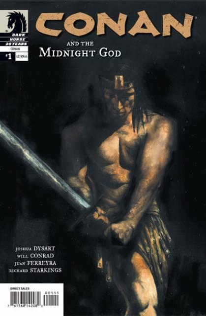 Conan and the Midnight God