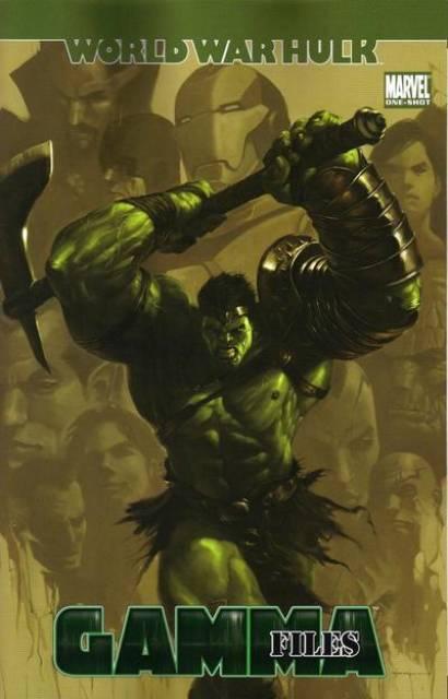 World War Hulk: Gamma Files