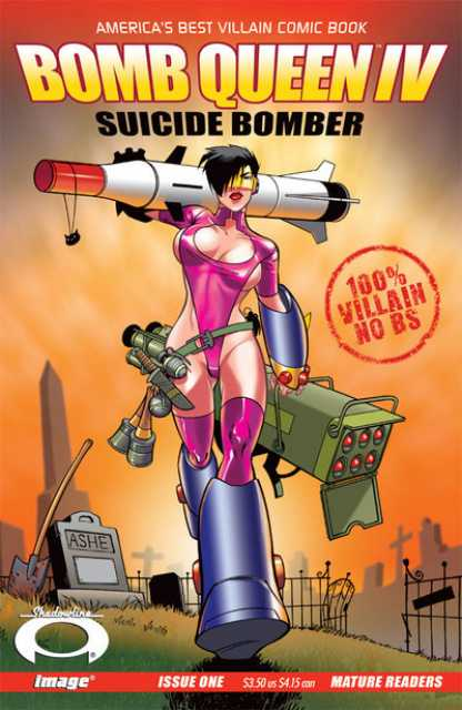 Bomb Queen IV: Suicide Bomber