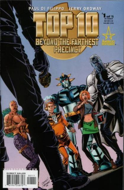Top 10: Beyond the Farthest Precinct