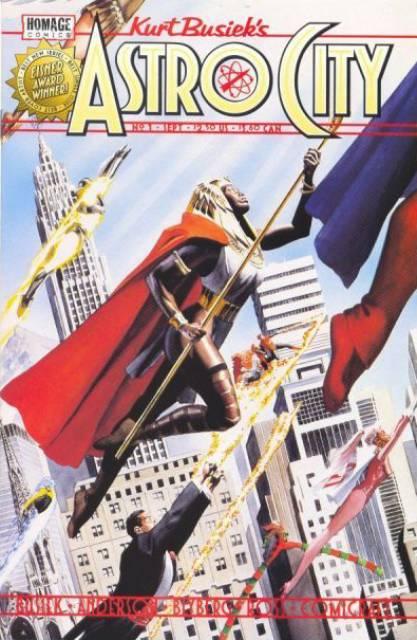 Kurt Busiek's Astro City