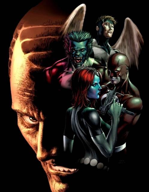 Norman Osborn & his Dark X-Men