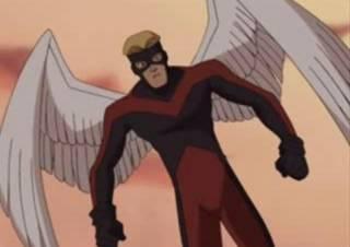 Angel in X-Men: Evolution