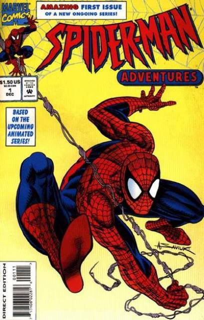 Spider-Man Adventures