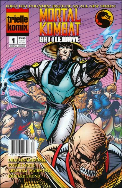 Mortal Kombat: Battlewave