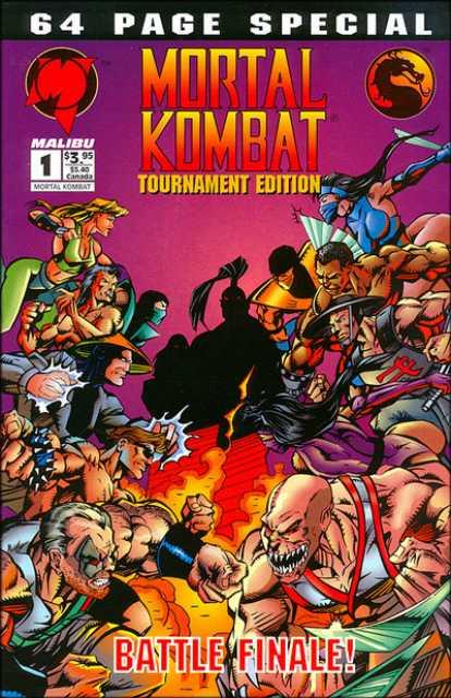 Mortal Kombat Tournament Edition