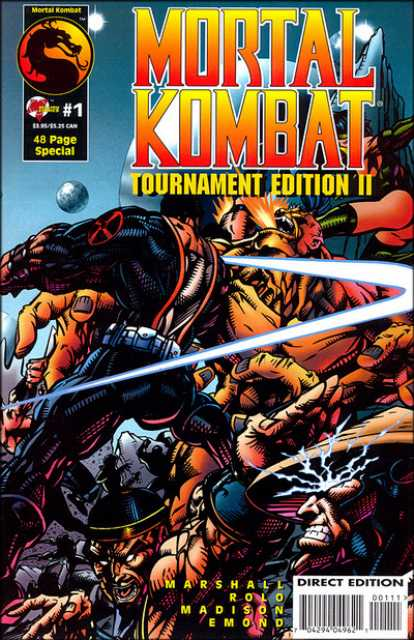 Mortal Kombat: Tournament Edition II
