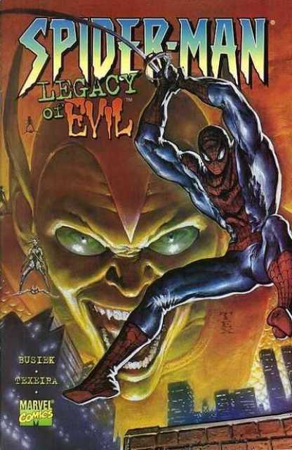 Spider-Man: Legacy of Evil