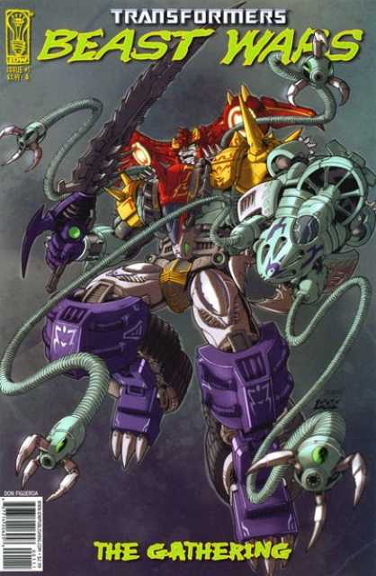 Transformers: Beast Wars: The Gathering