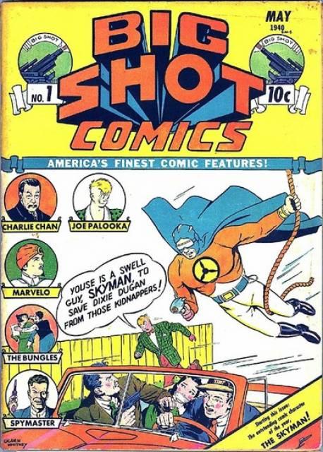 Big Shot Comics