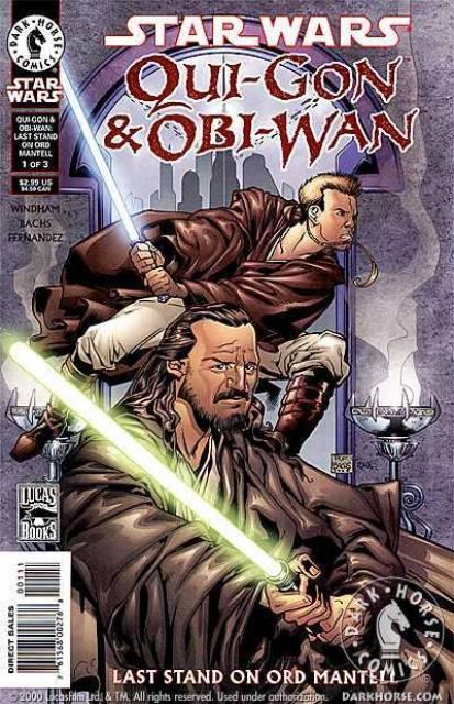 Star Wars: Qui-Gon & Obi-Wan: Last Stand on Ord Mantell