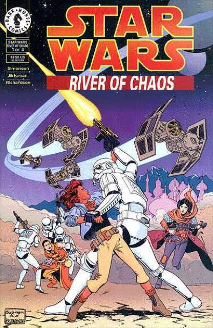 Star Wars: River of Chaos