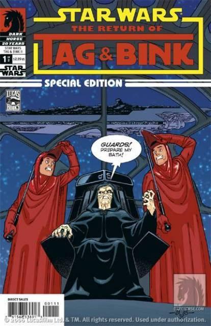 Star Wars: Tag and Bink II