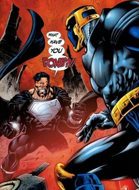Monarch vs Superman - Prime