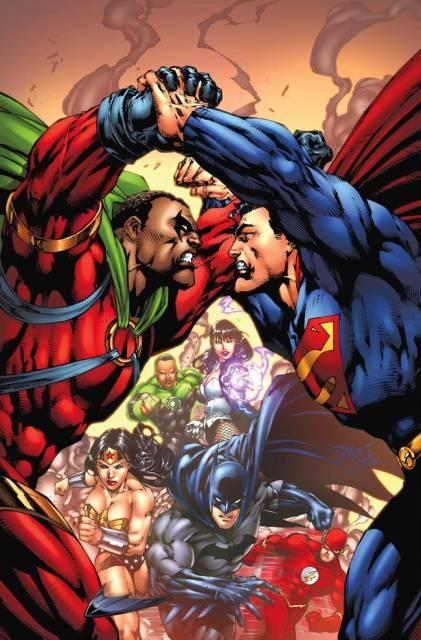 Icon vs Superman