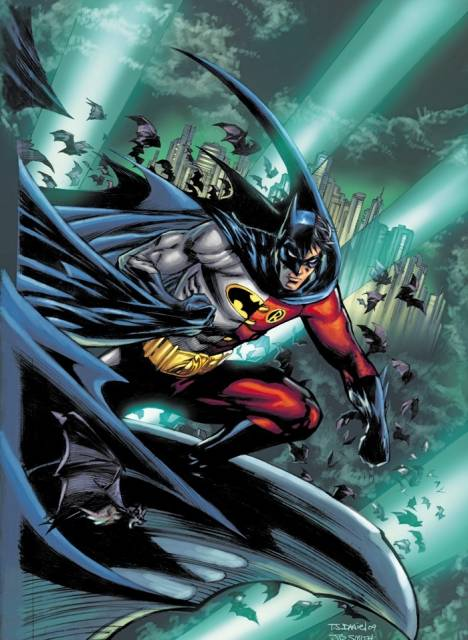 Will Tim Battle for the Cowl?
