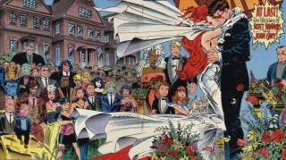 X-Men Wedding