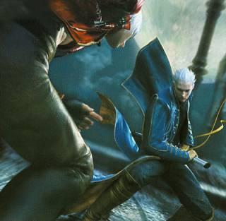 Vergil vs. Dante