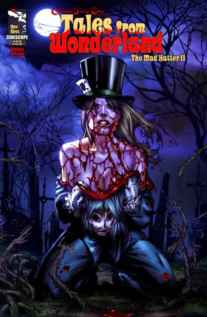 Tales from Wonderland: The Mad Hatter 2