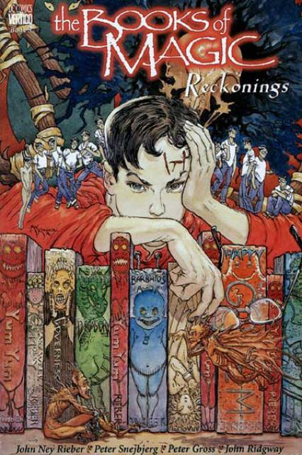 The Books of Magic: Reckonings