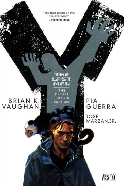 Y: The Last Man - The Deluxe Edition
