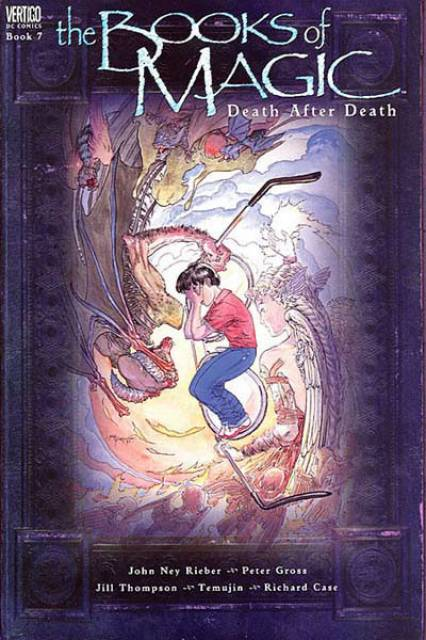 The Books of Magic: Death After Death