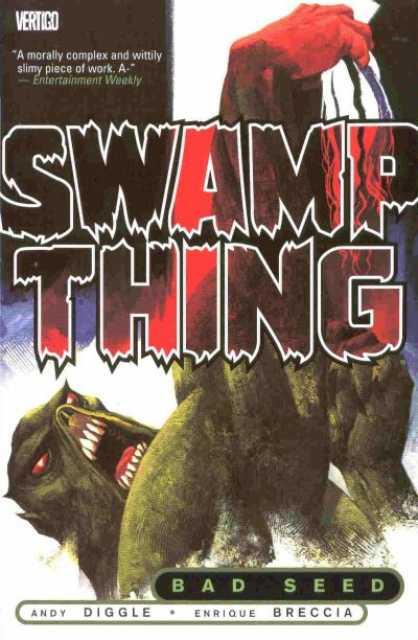 Swamp Thing: Bad Seed