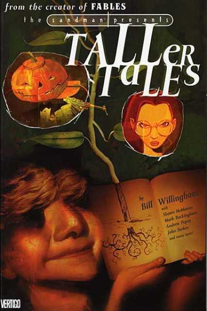 The Sandman Presents: Taller Tales