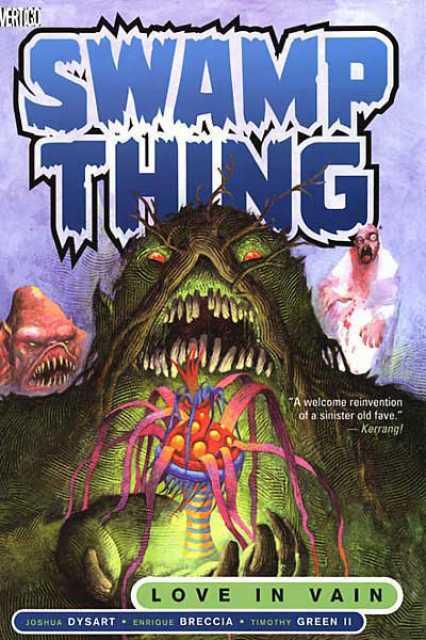 Swamp Thing: Love in Vain