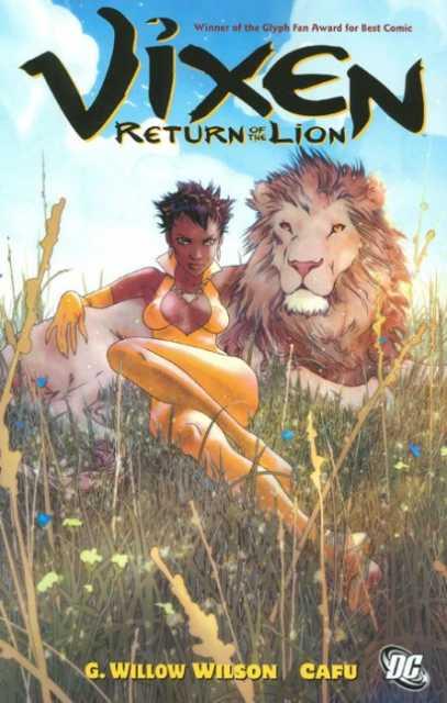 Vixen: Return of the Lion