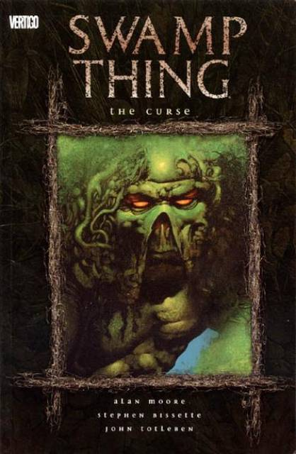Swamp Thing: The Curse