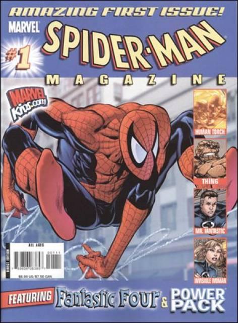Spider-Man Magazine