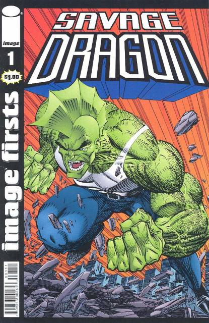 Image Firsts: Savage Dragon