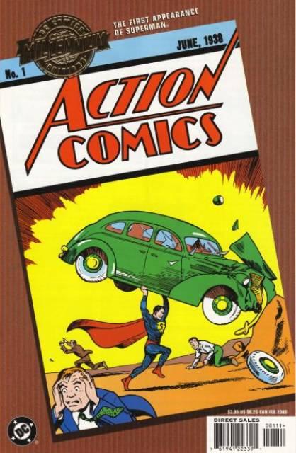 Millennium Edition: Action Comics 1