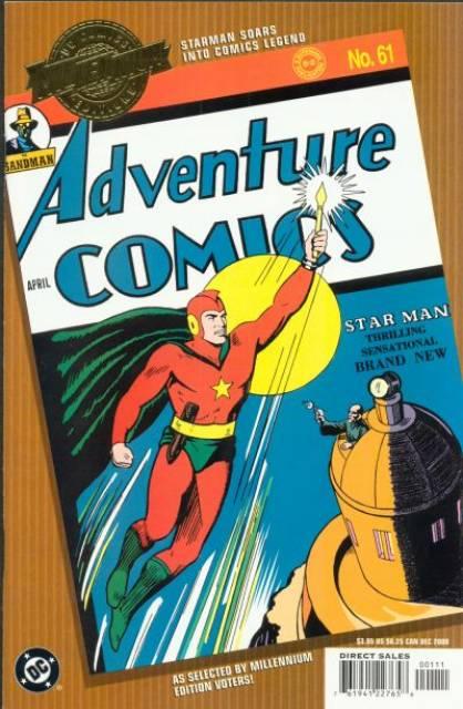 Millennium Edition: Adventure Comics 61