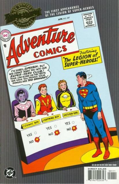 Millennium Edition: Adventure Comics 247