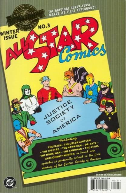 Millennium Edition: All Star Comics 3