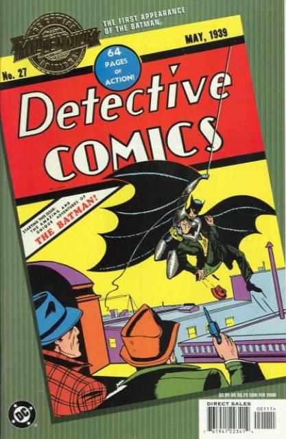 Millennium Edition: Detective Comics 27