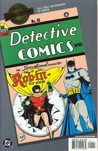 Millennium Edition: Detective Comics 38