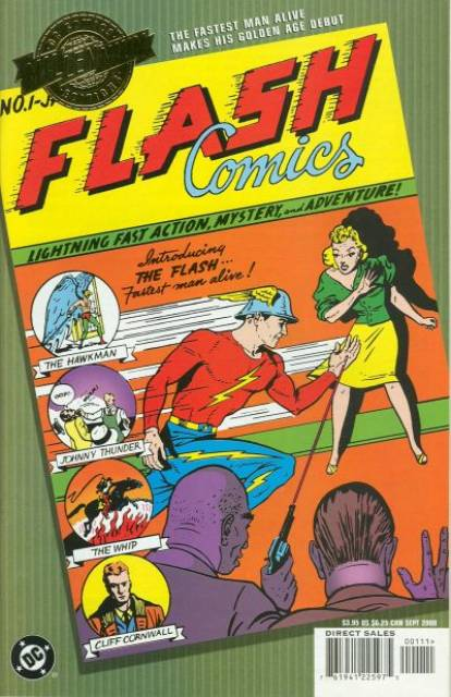 Millennium Edition: Flash Comics 1