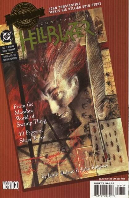 Millennium Edition: Hellblazer 1