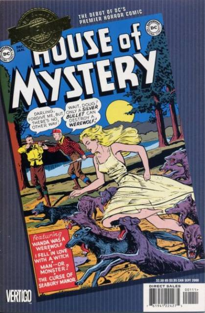 Millennium Edition: House of Mystery 1