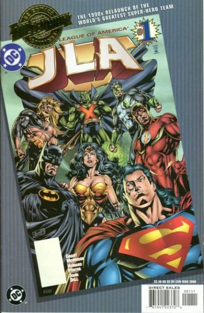 Millennium Edition: JLA 1